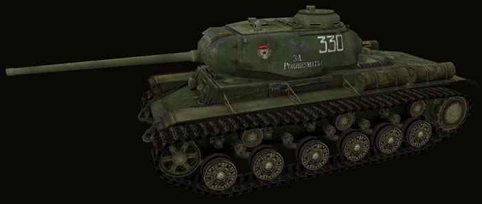 Шкурка для КВ-1С world of tanks