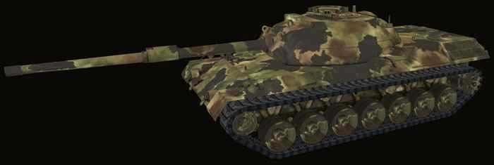 Шкурка для Leopard PT A world of tanks