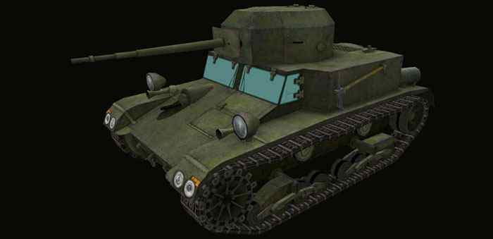 Шкурка для T2 Lt world of tanks