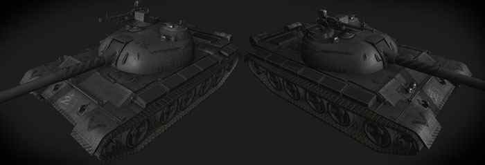 Шкурка для 121 World of Tanks