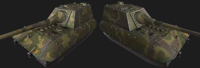 Шкурка JagdPz E-100 World of Tanks