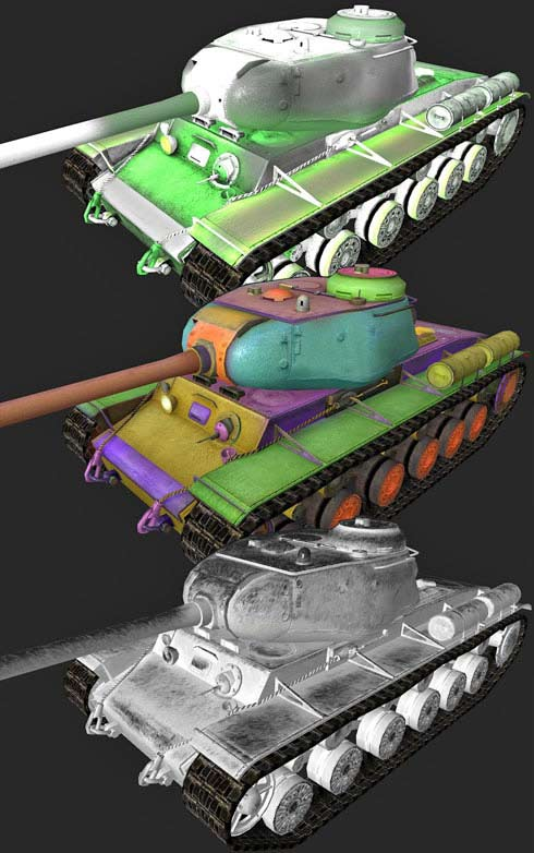 шкурки танков World of Tanks